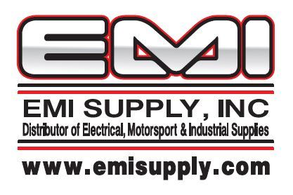 Electrical Motosport and Industrial (EMI) Supply Logo